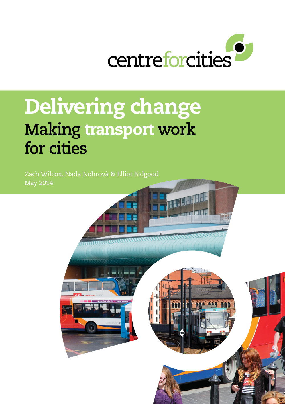 Transport essential for growth in cities | Centre for Cities