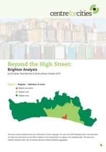 Beyond the high street Brighton analysis-15 Oct 2013