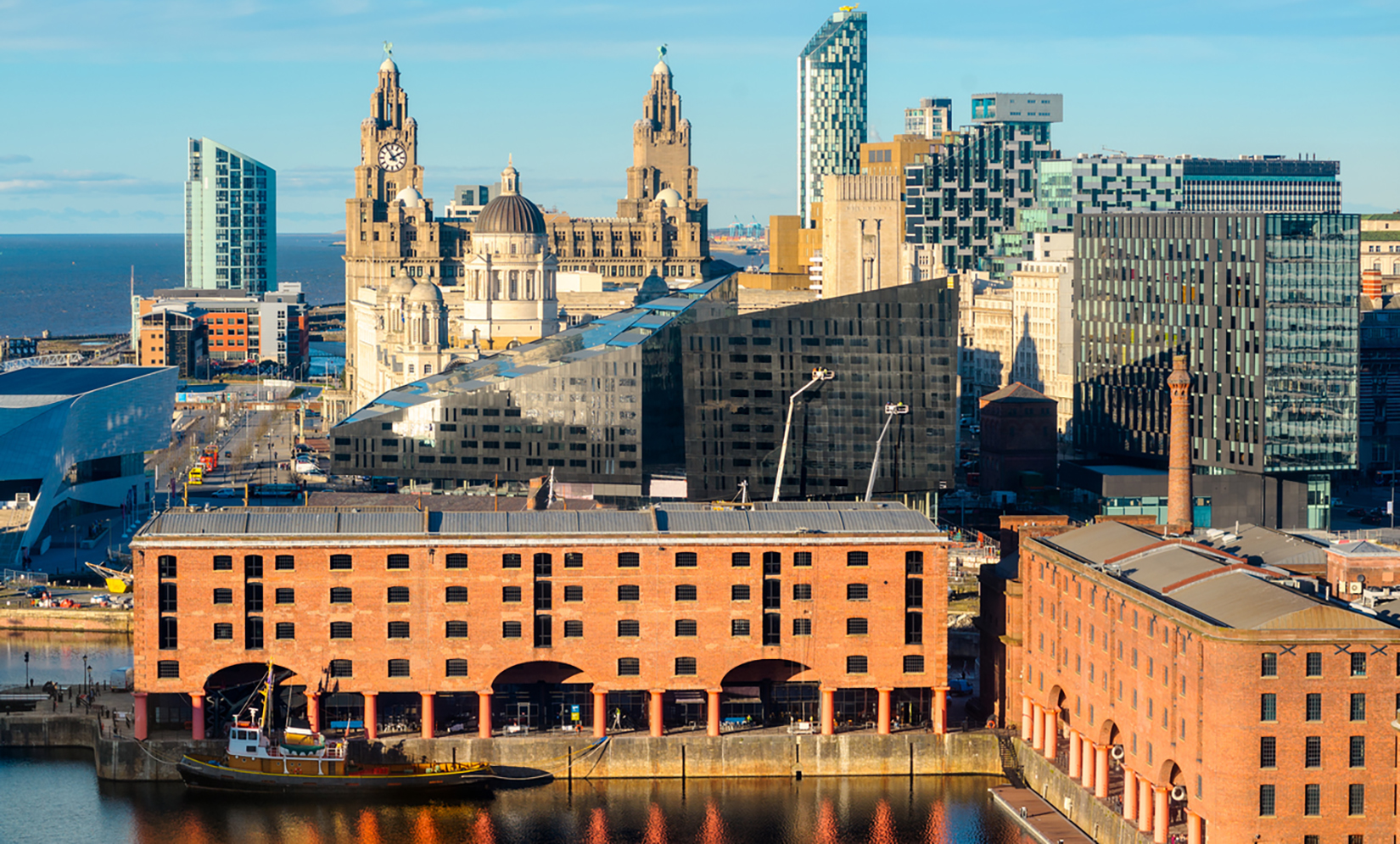 The end of austerity? Liverpool after 2020 | Centre for Cities
