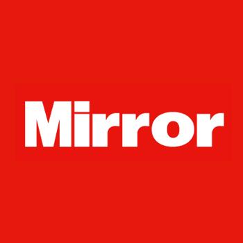 The Mirror Online logo