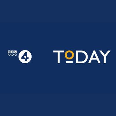 BBC Radio 4 Today logo