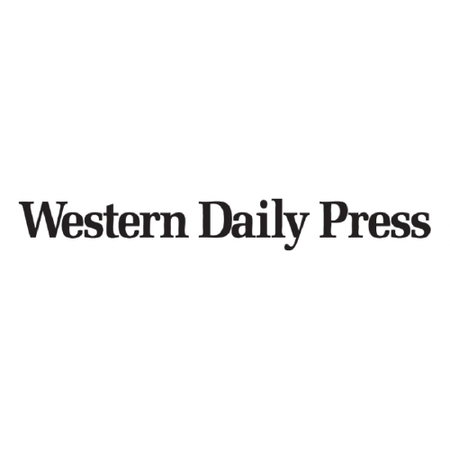 Western Daily Press logo