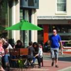Cafes in Brighton North Laine