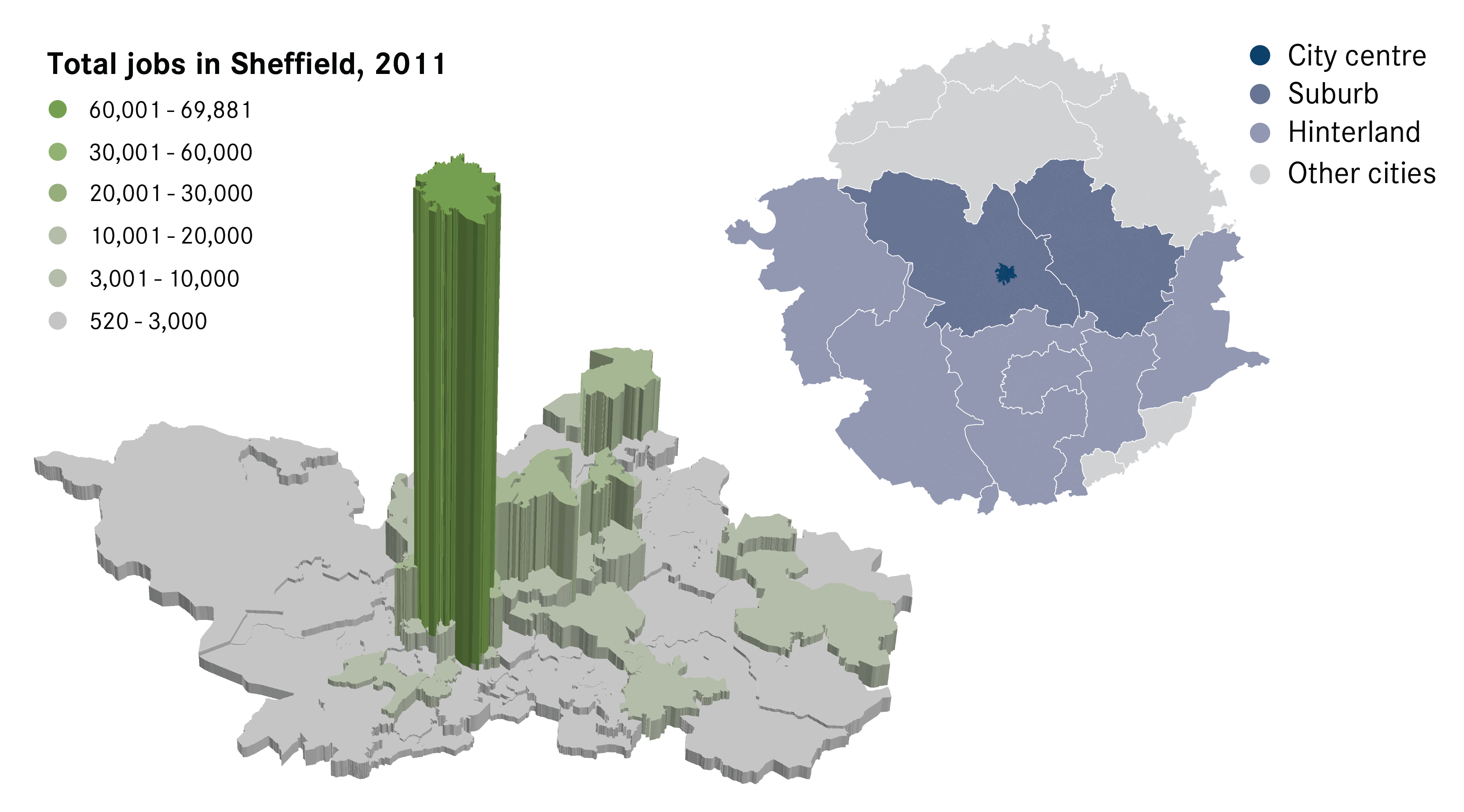 How cities differ Urban Demographics Centre for Cities