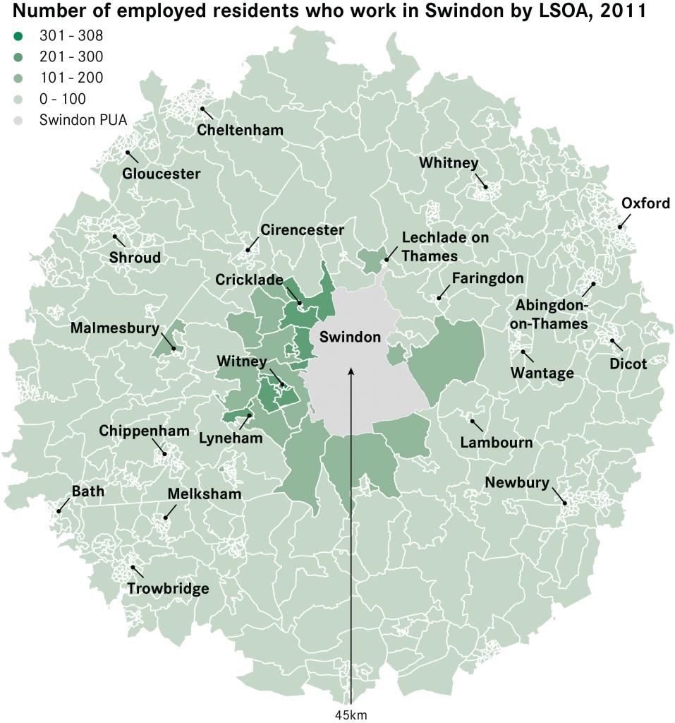 Figure 7 Swindon