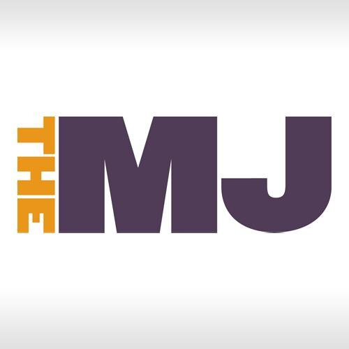 The MJ logo
