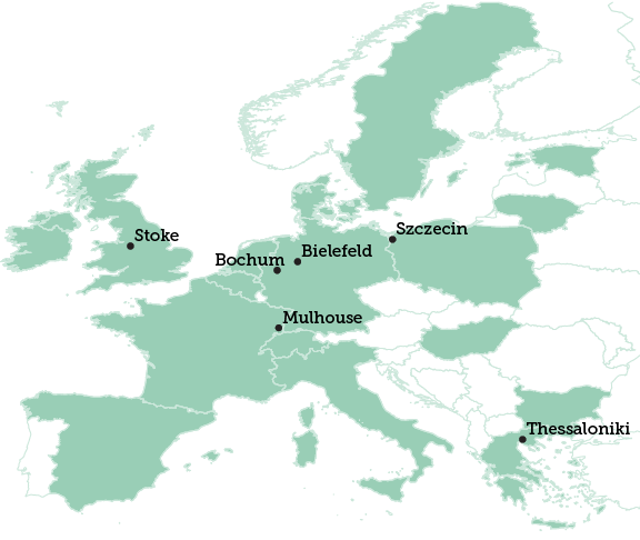 Stoke map