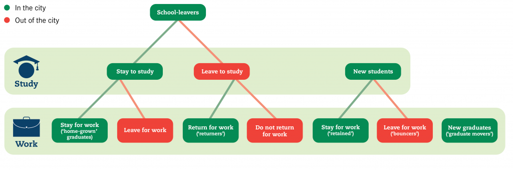 graduate-flow-chart
