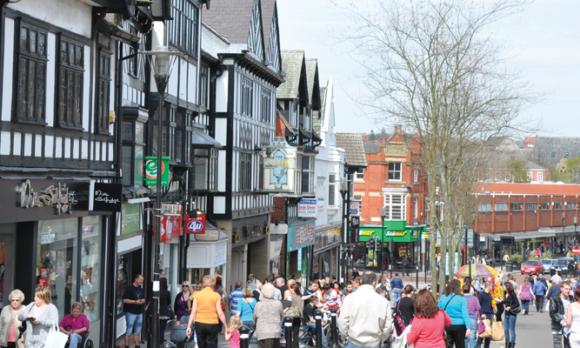 Wigan High Street