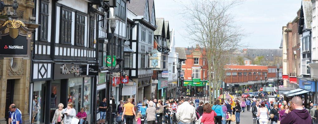 Wigan High Street