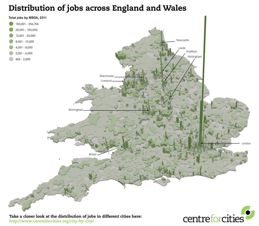 Jobs Map