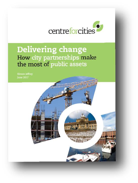 delivering change, how city partnerships make the most of public assets tile