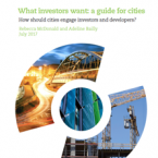 What Investors want: A guide for cities