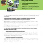 Public assets tile