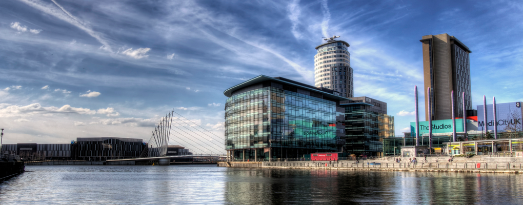 Media City by Neil Howard