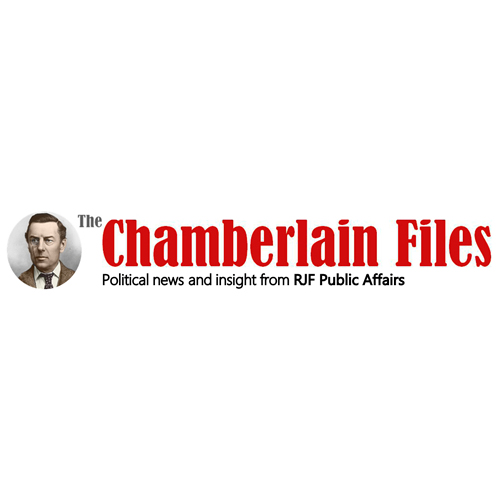 The Chamberlain Files logo