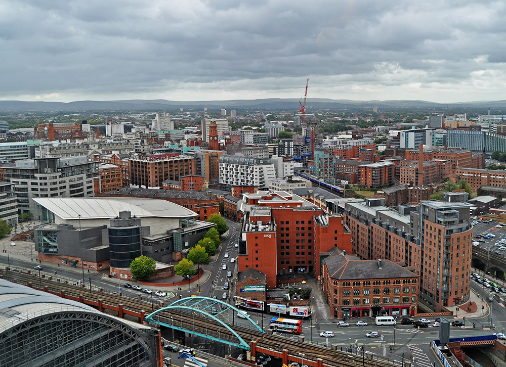 Manchester must make tough choices to sustain its urban ...