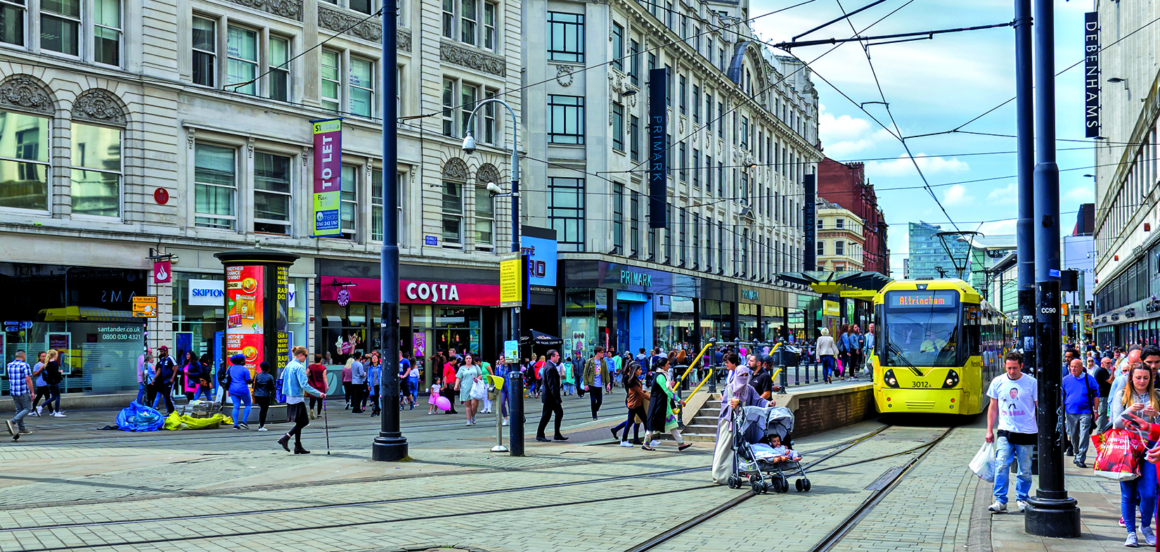 City centres: past, present and future - their evolving role in the national economy   Centre ...