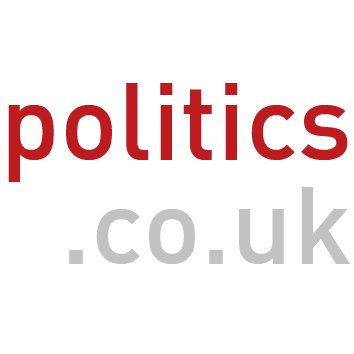 Politics.co.uk logo